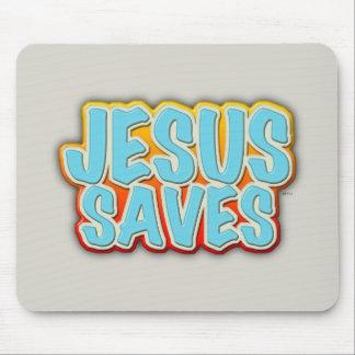 イエス・キリストは救います マウスパッド