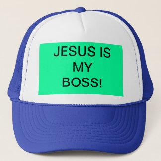 イエス・キリストは私のボスです! キャップ
