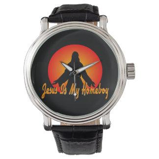 イエス・キリストは私の同郷人です 腕時計