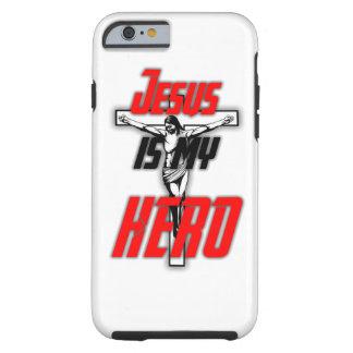イエス・キリストは私の英雄です: iPhone6ケース ケース
