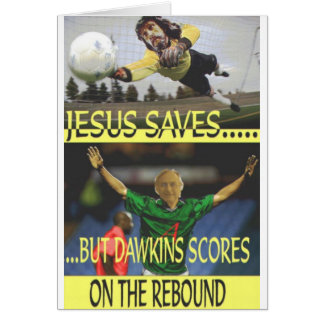 イエス・キリストは…救います カード