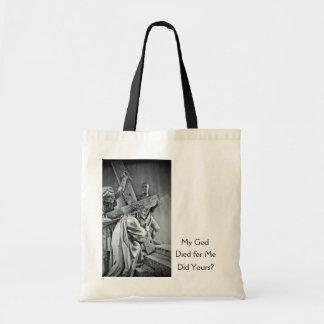 イエス・キリストキリスト教の十字のバッグ トートバッグ