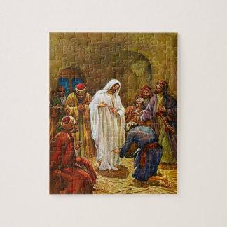 イエス・キリストパズル ジグソーパズル