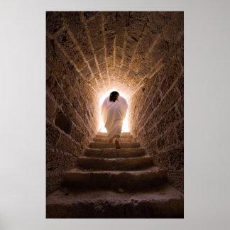 イエス・キリストプリントまたはポスターの復活 ポスター