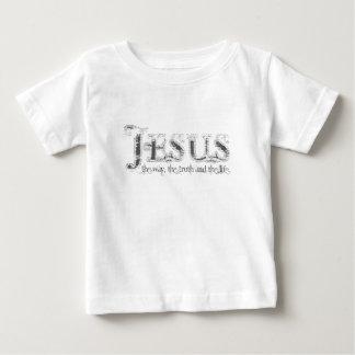 イエス・キリスト方法真実生命 ベビーTシャツ