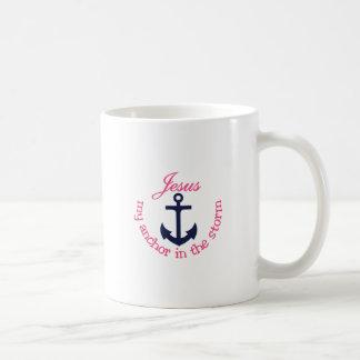イエス・キリスト私のいかり コーヒーマグカップ