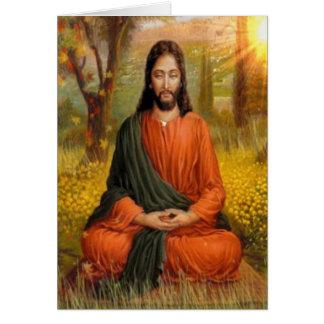 イエス・キリスト黙想 カード