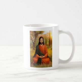 イエス・キリスト黙想 コーヒーマグカップ