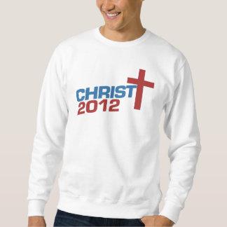 イエス・キリスト2012年 スウェットシャツ