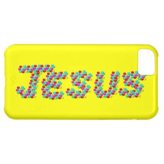 イエス・キリスト-スマイリーフェイス iPhone5Cケース