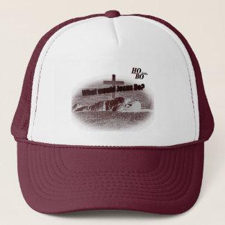 """イエス・キリスト""""トラック運転手の帽子何がルンペンのギア"""" キャップ"""
