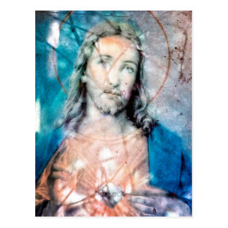 イエス・キリスト ポストカード