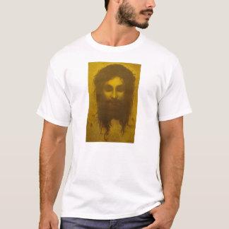 イエス・キリスト/ヴェロニカベールの神聖な顔 Tシャツ