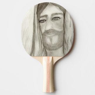 イエス・キリスト 卓球ラケット