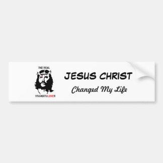 イエス・キリスト-実質の革命家 バンパーステッカー