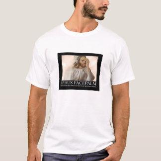 イエス・キリストFacepalm Tシャツ