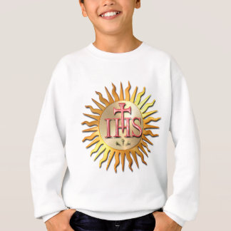 イエズス会士のロゴ スウェットシャツ