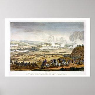 イエナの戦い、Eによって刻まれる1806年10月14日 ポスター