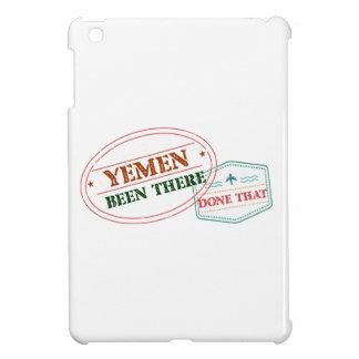 イエメンそこにそれされる iPad MINI CASE