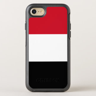 イエメンのオッターボックスのiPhoneの場合の旗 オッターボックスシンメトリーiPhone 8/7 ケース