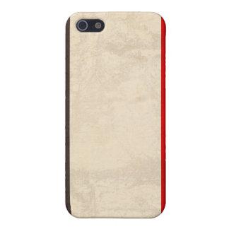 イエメンの旗の動揺してで堅い貝の電話箱 iPhone 5 カバー