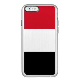 イエメンの旗 INCIPIO FEATHER SHINE iPhone 6ケース