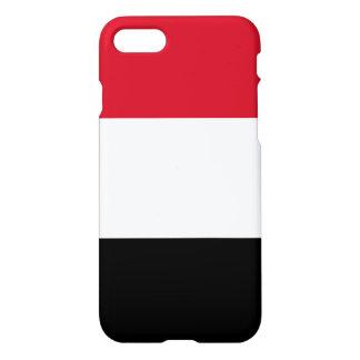 イエメンの旗 iPhone 8/7 ケース