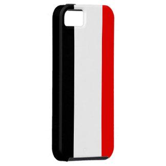 イエメンの旗 iPhone SE/5/5s ケース