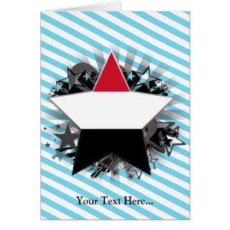 イエメンの星 カード