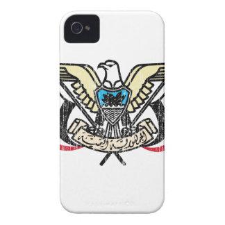 イエメンの紋章付き外衣 Case-Mate iPhone 4 ケース