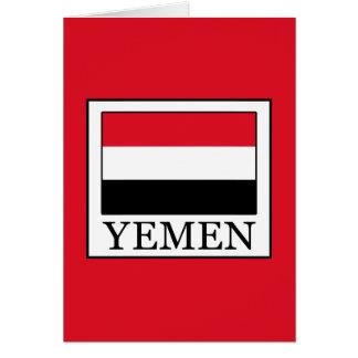 イエメン カード