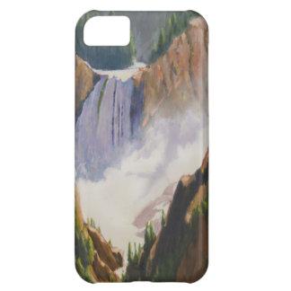 イエローストーンのより低い滝のiPhone 5の場合 iPhone5Cケース