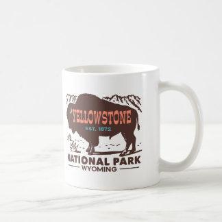 イエローストーン国立公園 コーヒーマグカップ