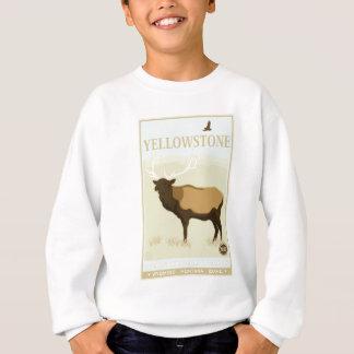 イエローストーン国立公園 スウェットシャツ