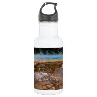 イエローストーン国立公園、壮大なプリズム ウォーターボトル