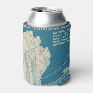 イエローストーン国立公園 缶クーラー