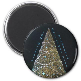 イオン果樹園のクリスマスツリーの磁石 マグネット
