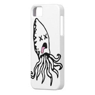 イカのiphone 5の場合 iPhone SE/5/5s ケース