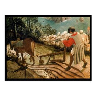 イカロスの秋との景色 ポストカード