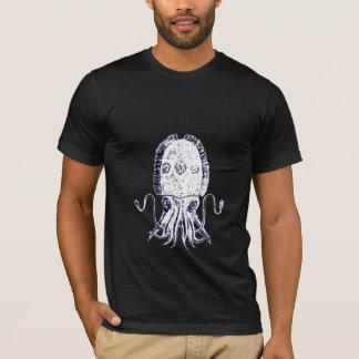 イカ- Cthuluの上昇! Tシャツ