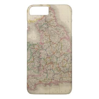 イギリスおよびウェールズ3 iPhone 8 PLUS/7 PLUSケース