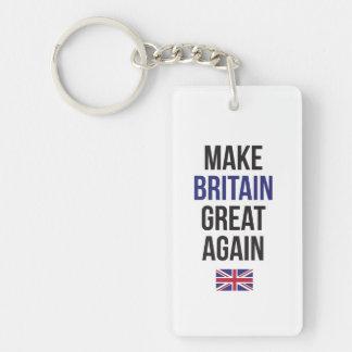 イギリスに素晴らしいイギリス第1の旗の#Brexitを再度作って下さい キーホルダー