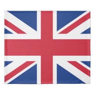 イギリスのイギリスの王室のな英国国旗の旗 掛け布団カバー