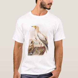 イギリスのエジプトハゲワシのジョンGouldの鳥 Tシャツ