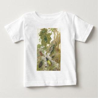 イギリスのカブトムシ ベビーTシャツ