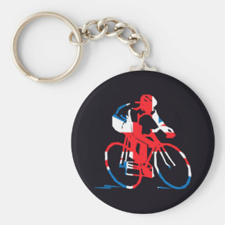 イギリスのサイクリング キーホルダー