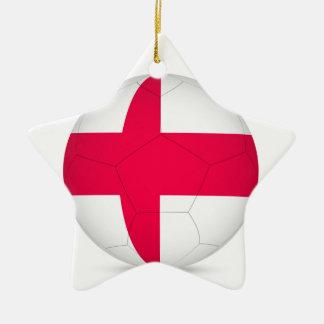 イギリスのサッカーball.jpg セラミックオーナメント