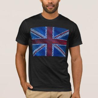 イギリスのスカル Tシャツ
