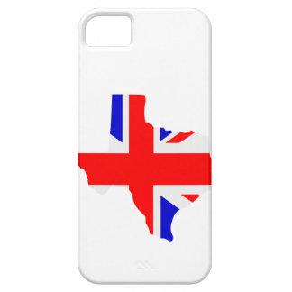 イギリスのテキサス州 iPhone SE/5/5s ケース