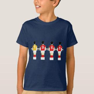イギリスのバーのフットボール Tシャツ
